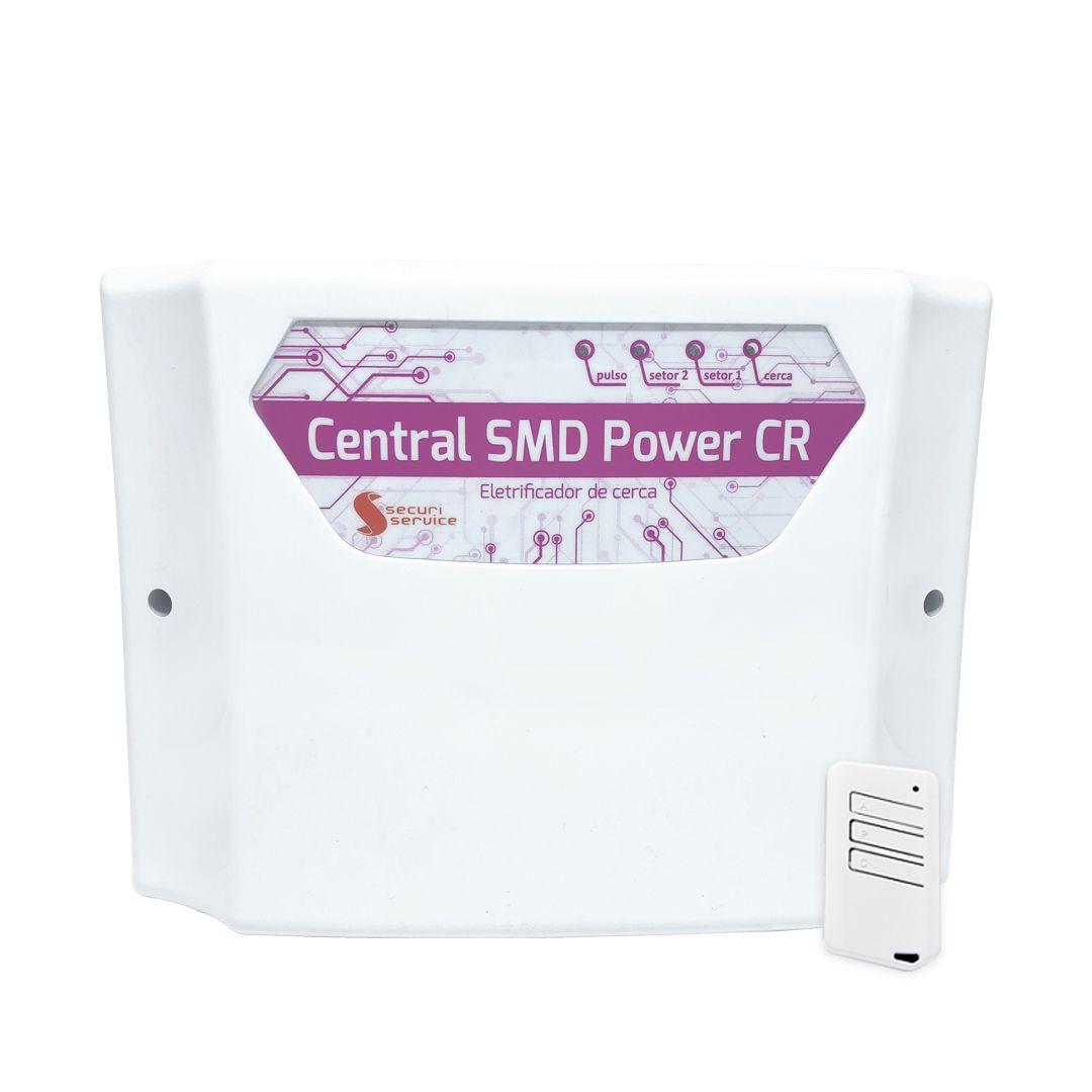 Central de Cerca Elétrica Securi Service GCP SMD Power CR
