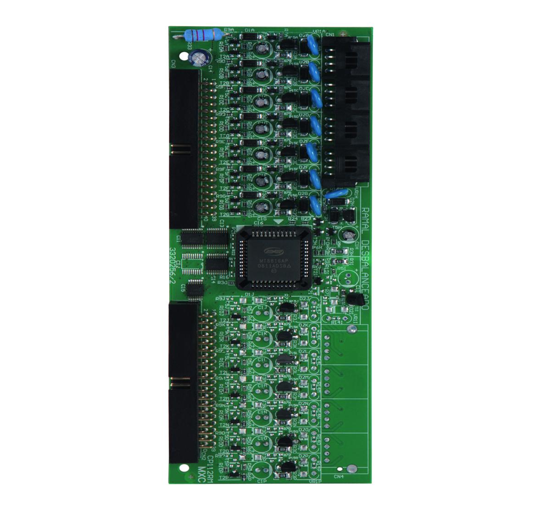 Comunic 48 Intelbras com 4 Placas Desbalanceadas Kit