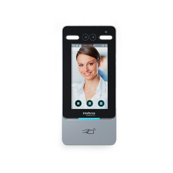 Controlador de Acesso com Reconhecimento Facial Intelbras SS 5530 MF Face