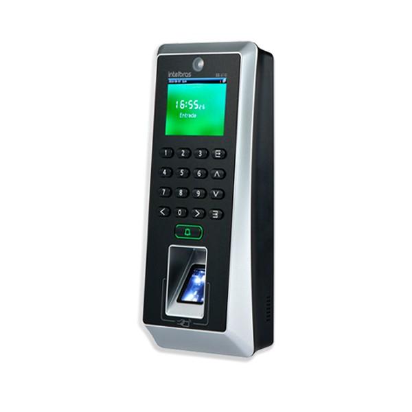 Controlador de Acesso Intelbras SS 610 125kHz Senha Cartão Biometria