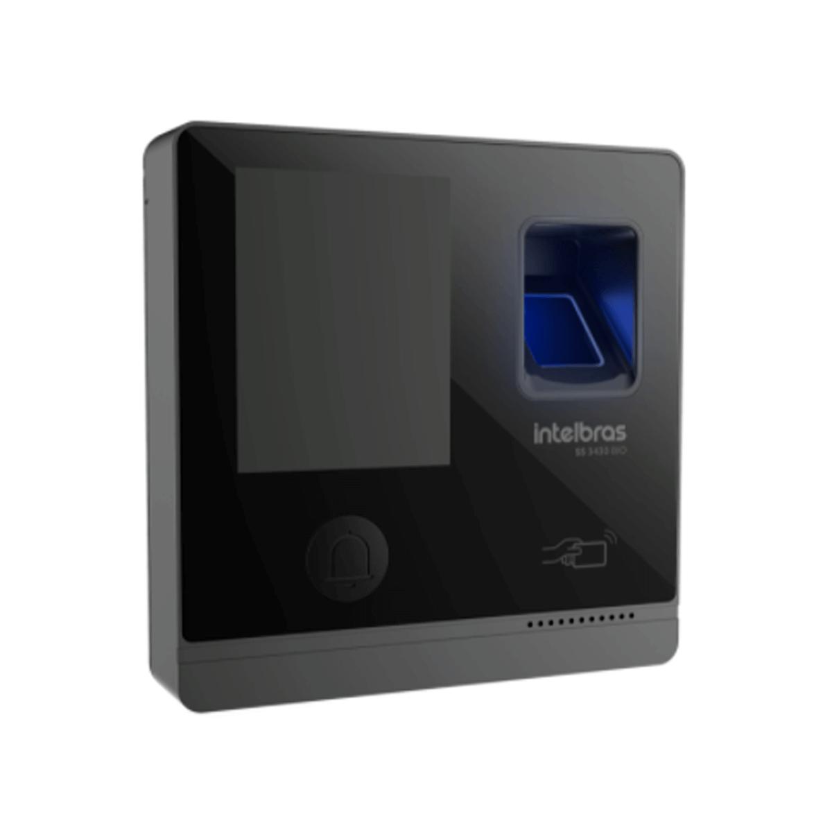 Controlador de Acesso Intelbras RFID 125 kHz SS 3430 Bio