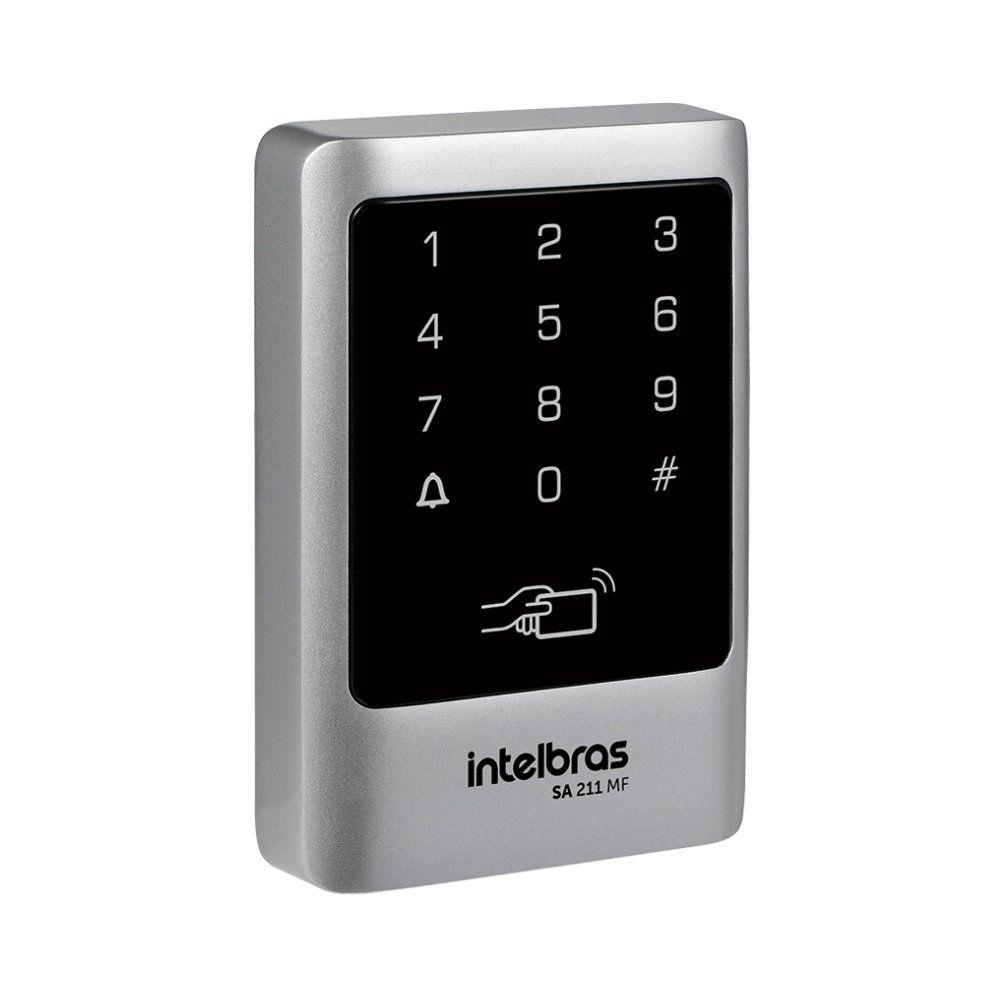 Controlador de Acesso Intelbras SA 211 MF 13,56 MHz