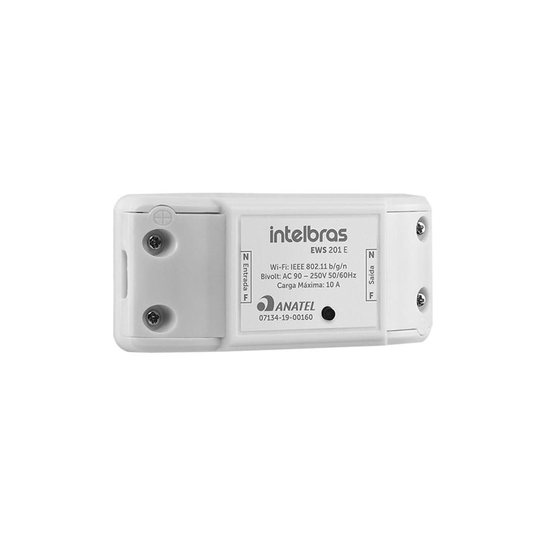 Controlador de Cargas Smart Wi-Fi Intelbras EWS 201 E