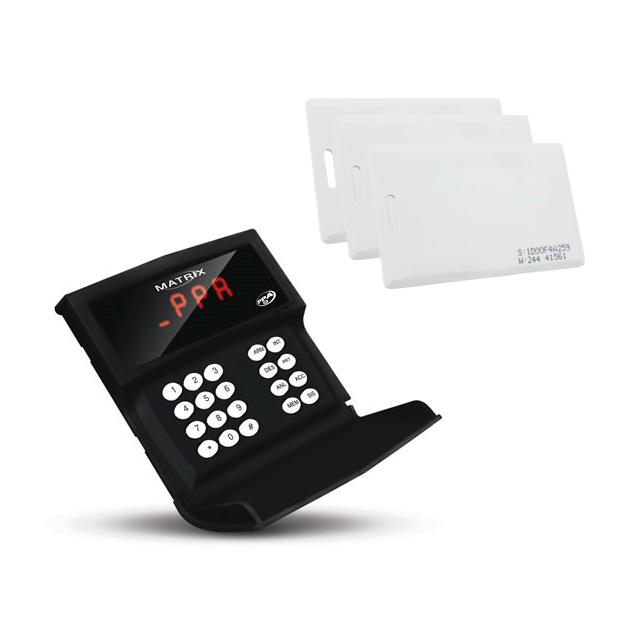 Controle de Acesso PPA Matrix PRO com Receptor e Cartão RFID