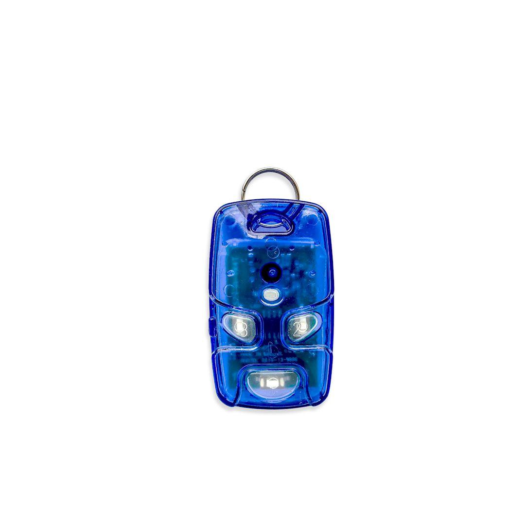 Controle Linear HCS TX 4T-A Transmissor RF 4 Teclas
