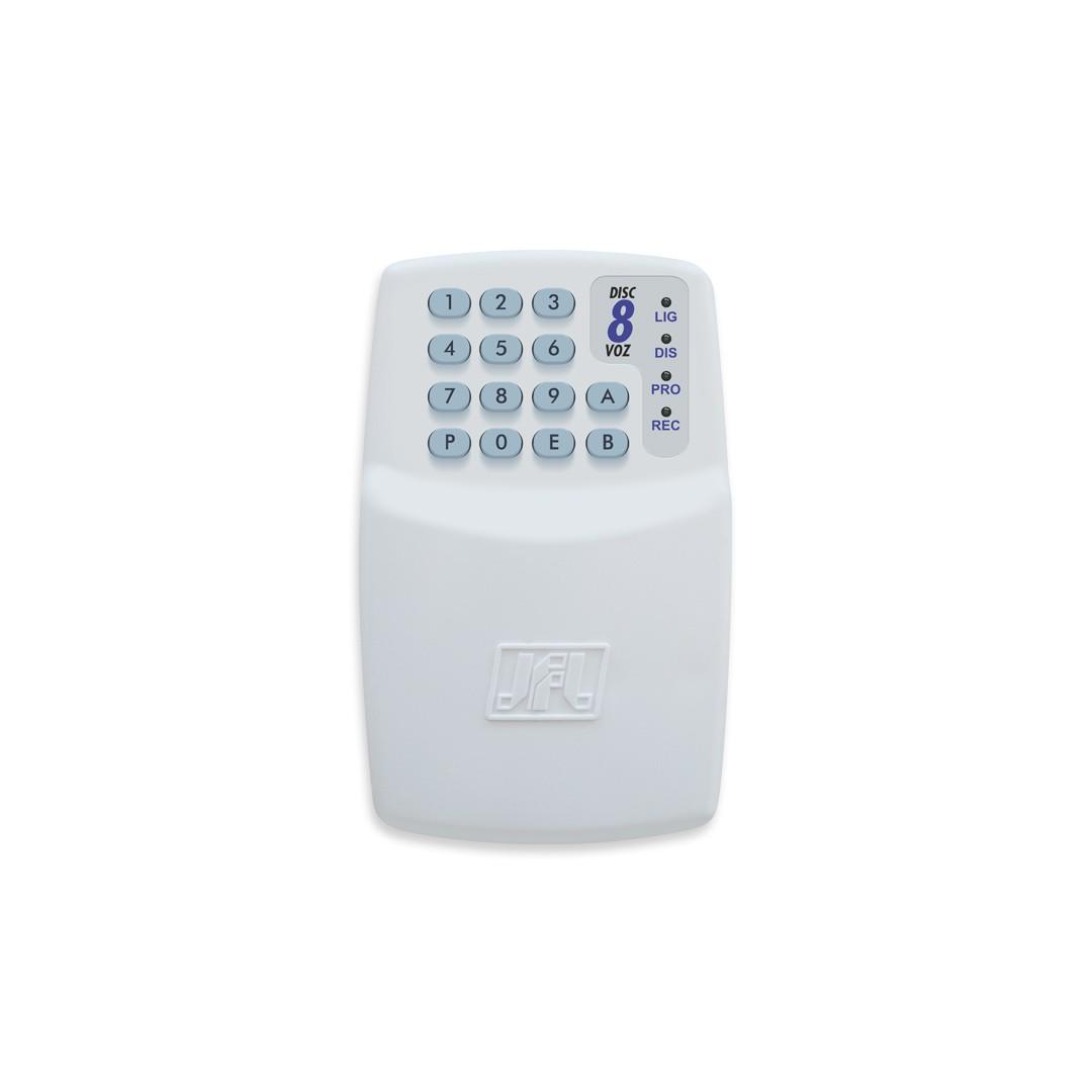 Discadora JFL Disc 8 Voz Telefone Linha Fixa