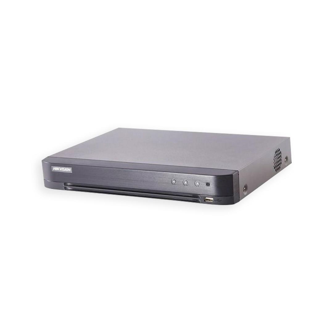 DVR Hikvision Gravador Digital de Vídeo 16 Canais Pentaflex 3MP