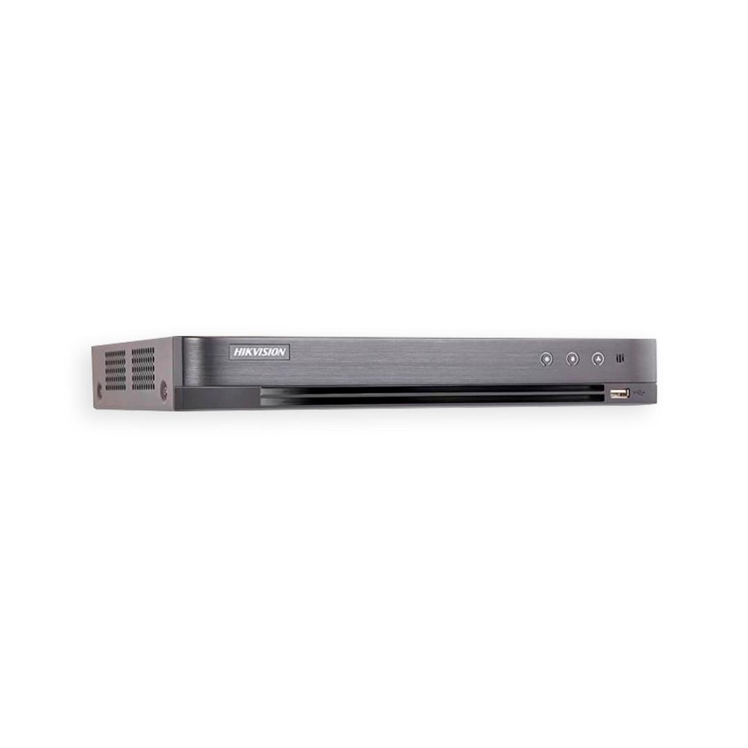 DVR Hikvision Gravador Digital de Vídeo 8 Canais Pentaflex 3MP