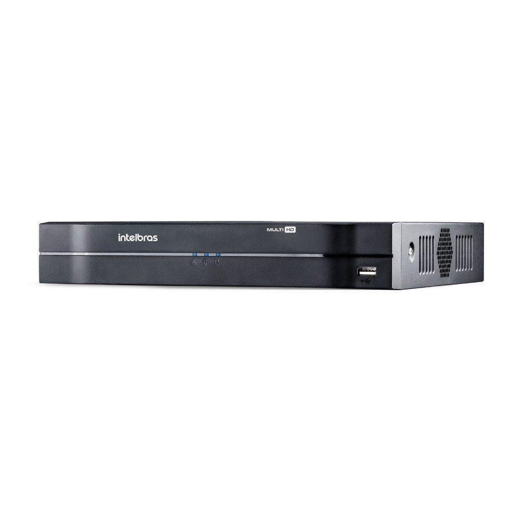 DVR Intelbras MHDX 1008 Multi HD 8 Canais 1080N