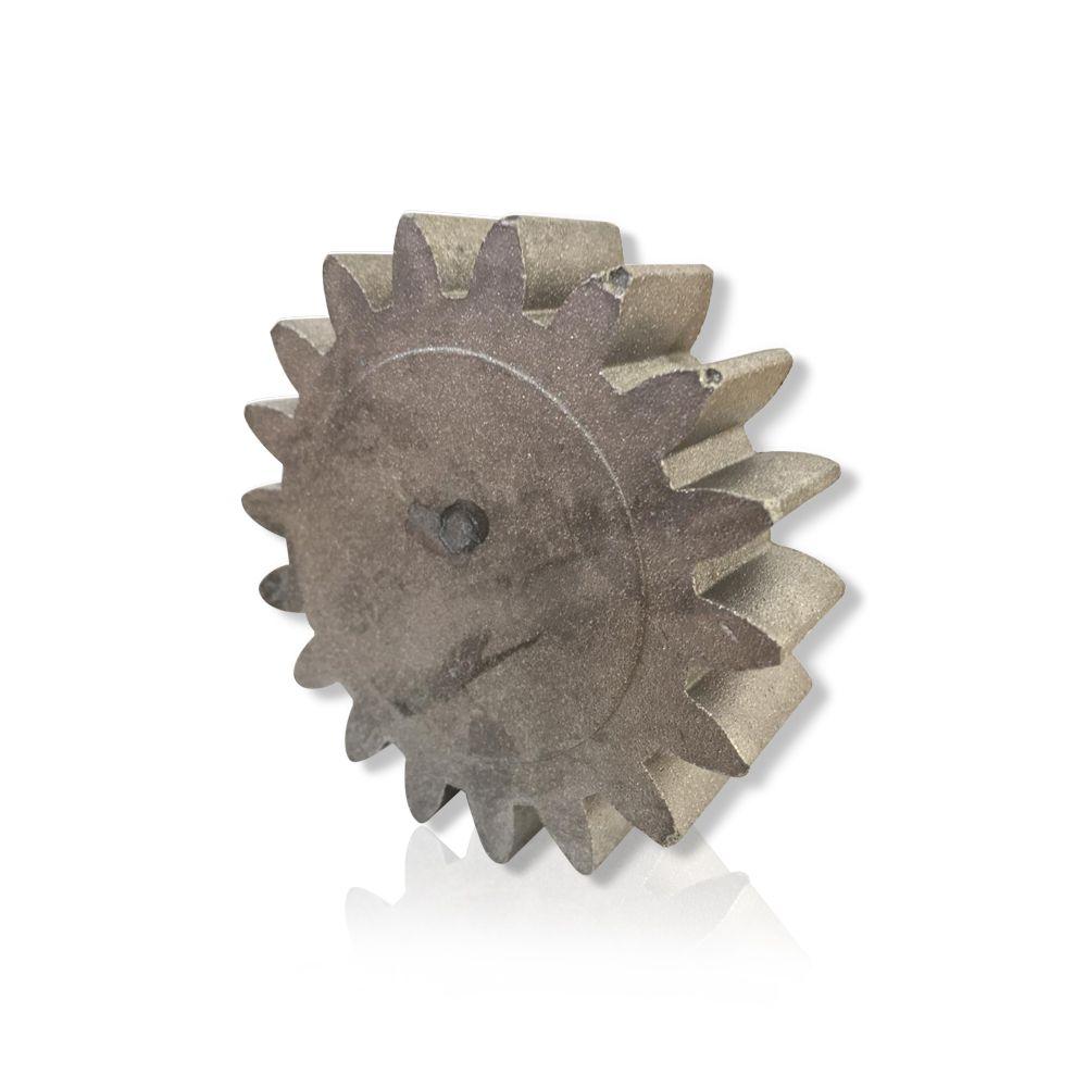 Engrenagem PPA DZ Rio Z18 Alumínio Jateada