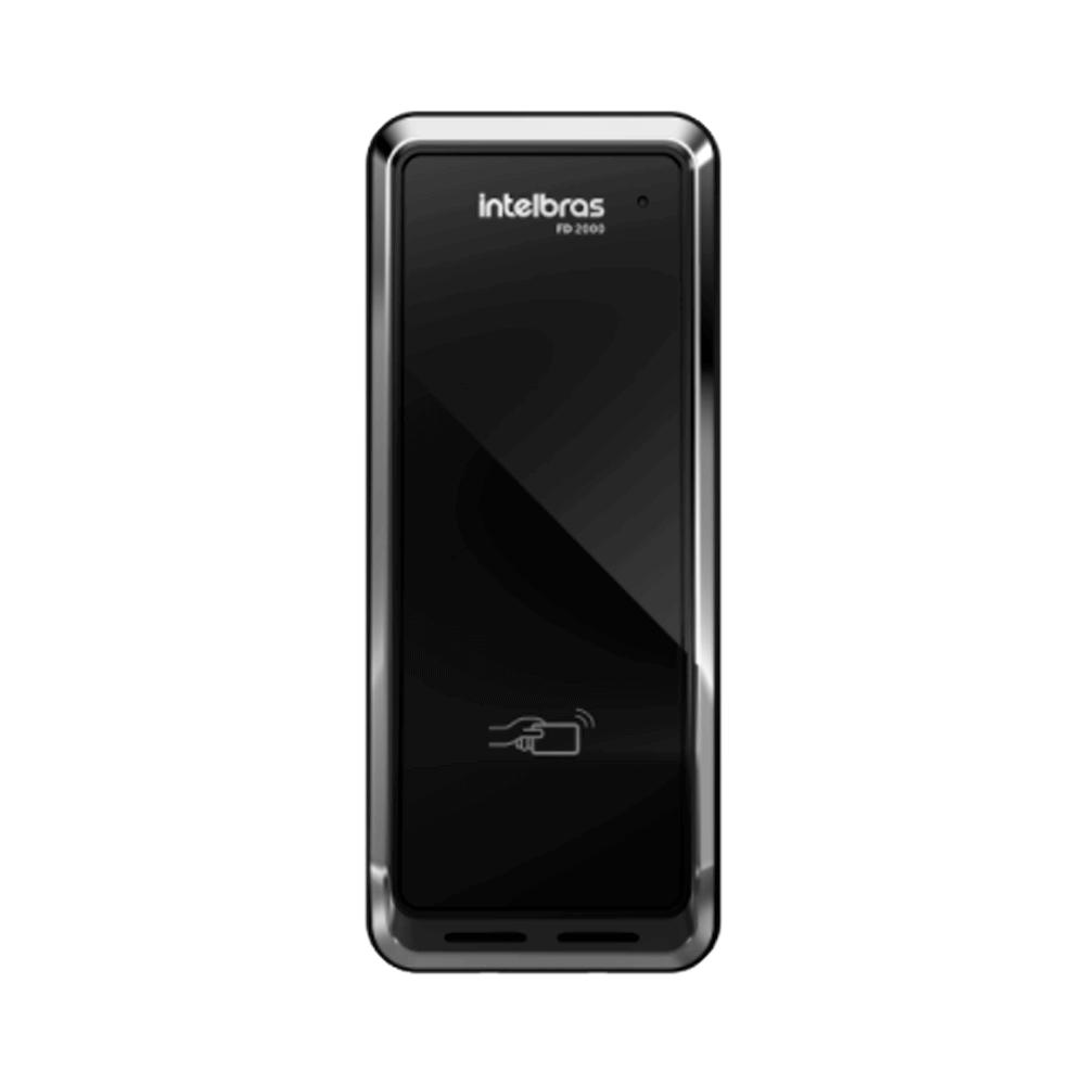 Fechadura Digital Intelbras de Sobrepor FD 2000 Senha e Tag