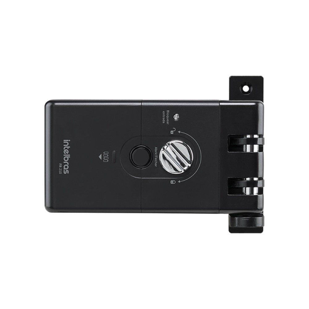 Fechadura Digital Intelbras FR 210 para Portas de Correr