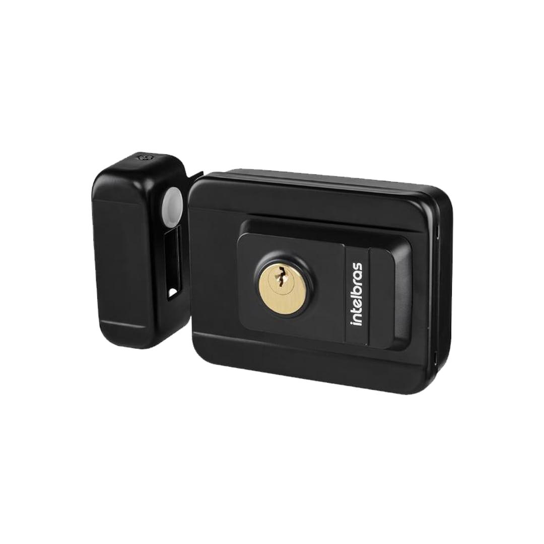 Fechadura Elétrica Intelbras Fx 3000 MF RFID com Leitor de Tag