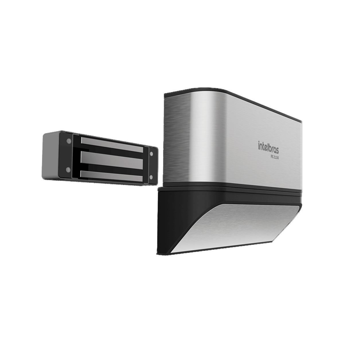 Fechadura Eletroíma Intelbras FE 21150 D 150 kgf Sem Sensor