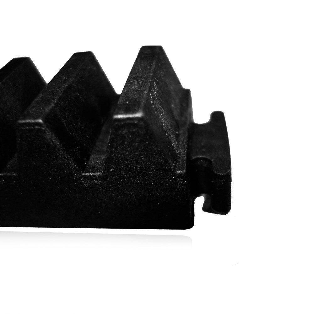Gomo de Nylon PPA p/ Cremalheira Motor de Portão Deslizante
