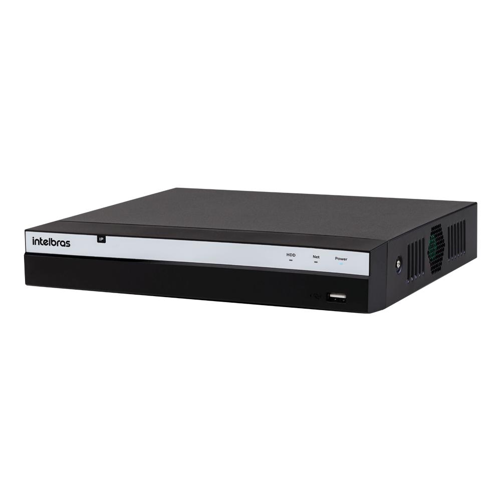 Gravador de Imagem Intelbras em Rede PoE NVD 3204 P