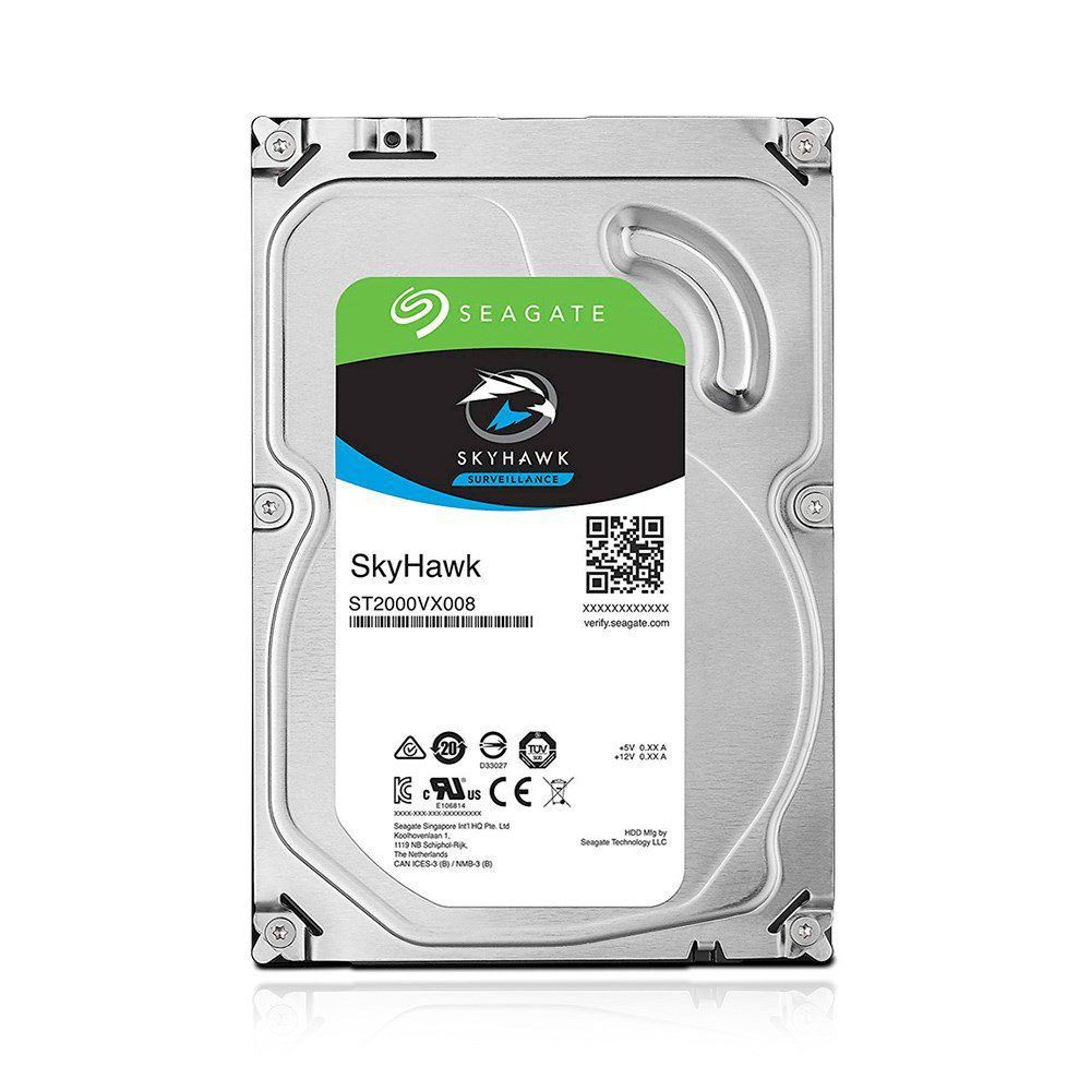HD Disco Rígido Seagate Barracuda 2 Tb SATA 7200 RPM
