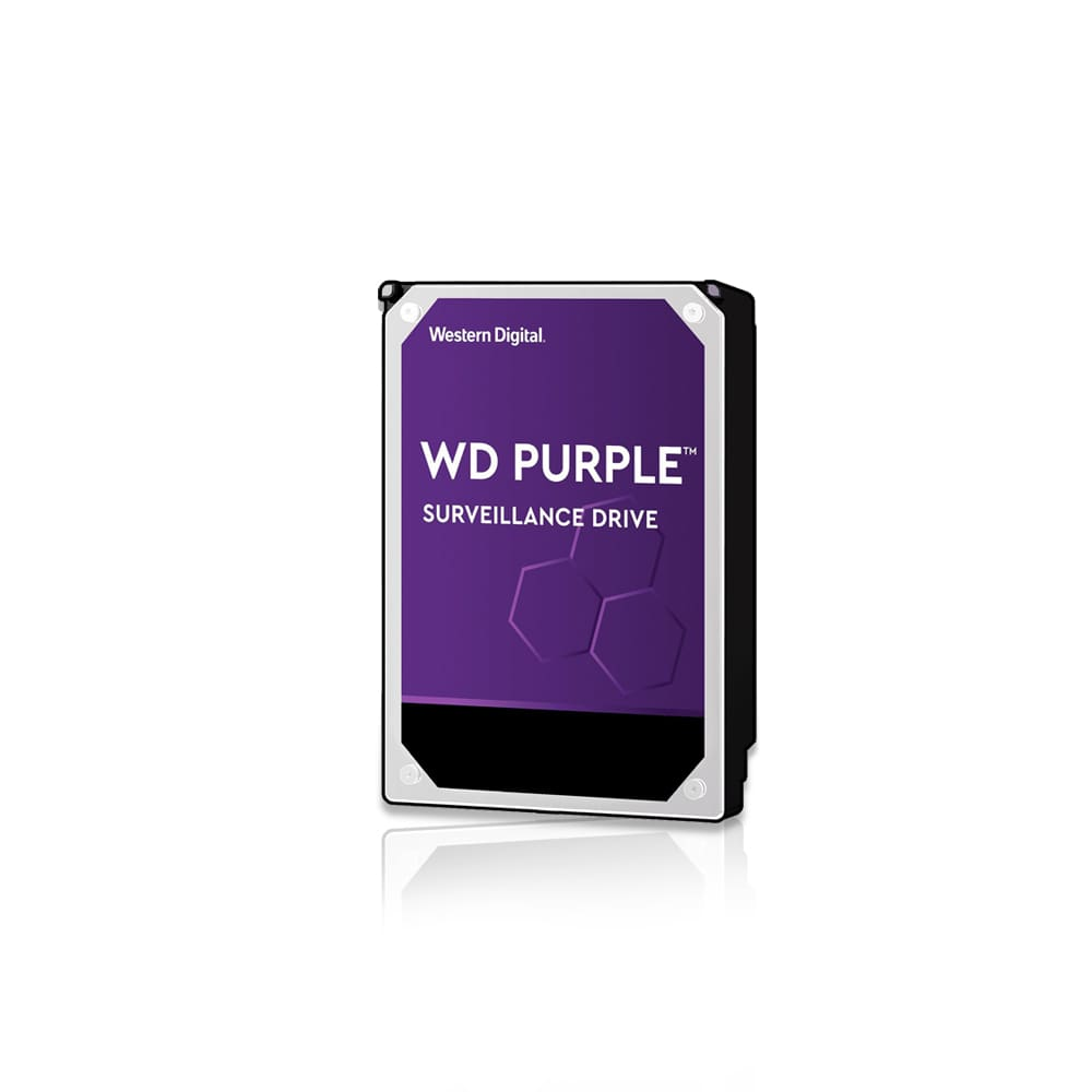 HD Western Digital Hard Disc WD Purple Surveillance SATA
