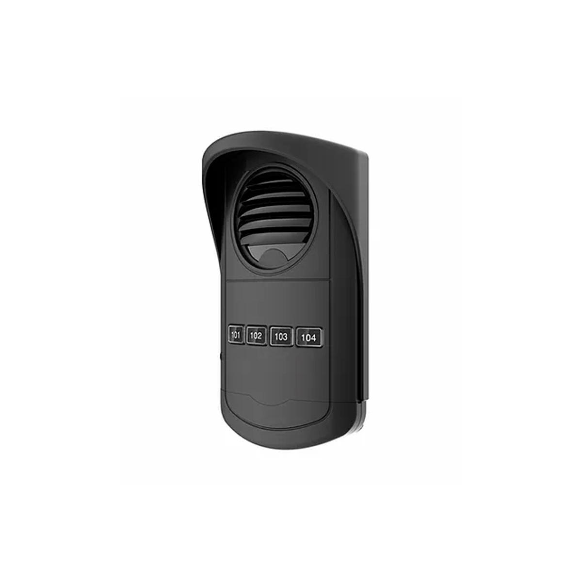 Interfone Coletivo AGL S300 4 Pontos Porteiro Eletrônico