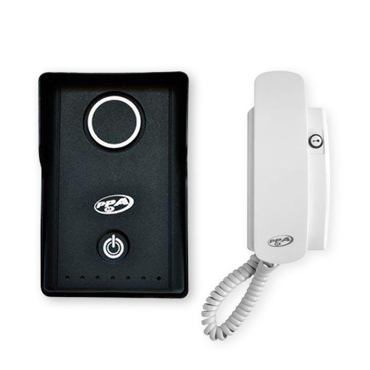Interfone Porteiro Eletrônico da PPA Vox Slim