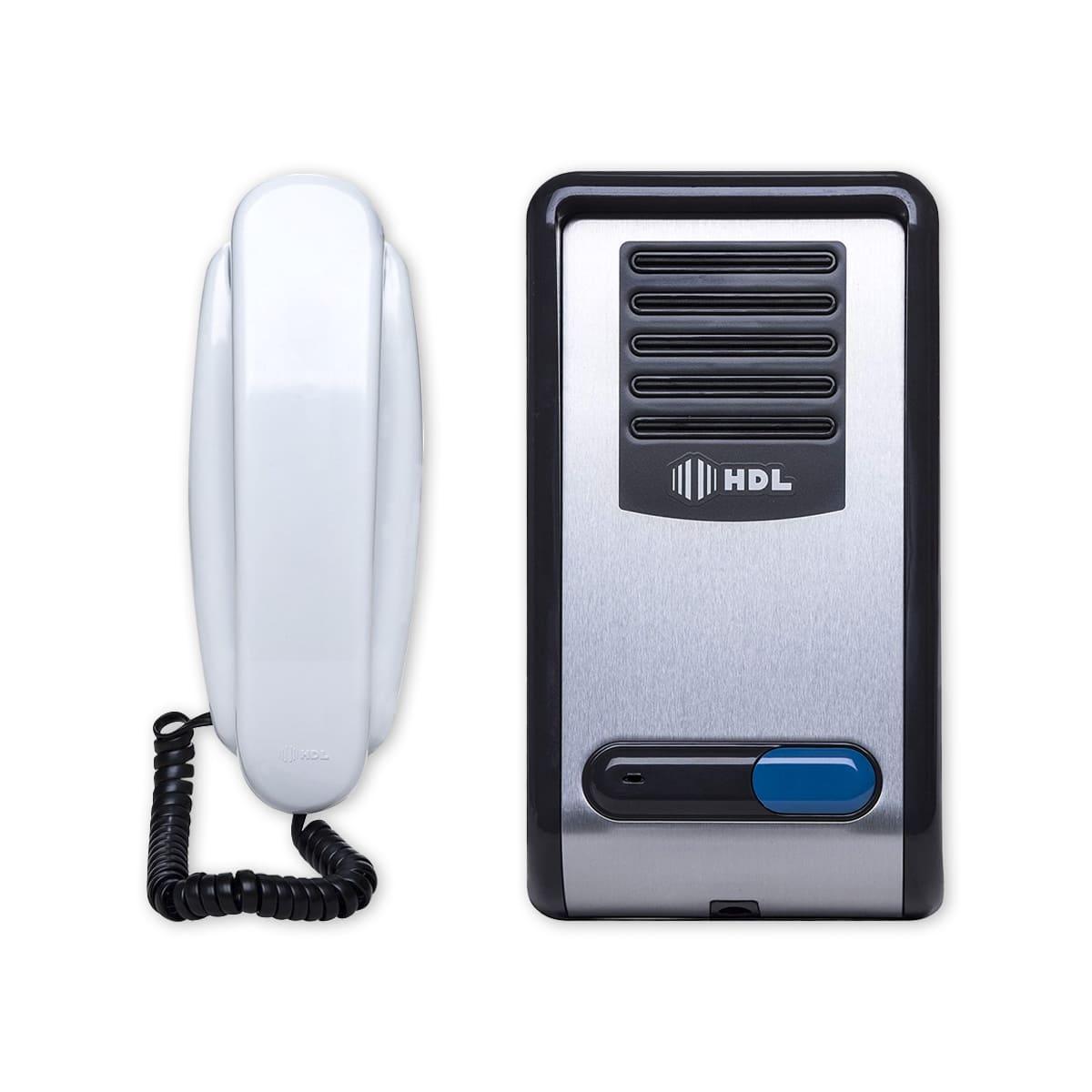Interfone Porteiro Eletrônico F8 S NTL HDL