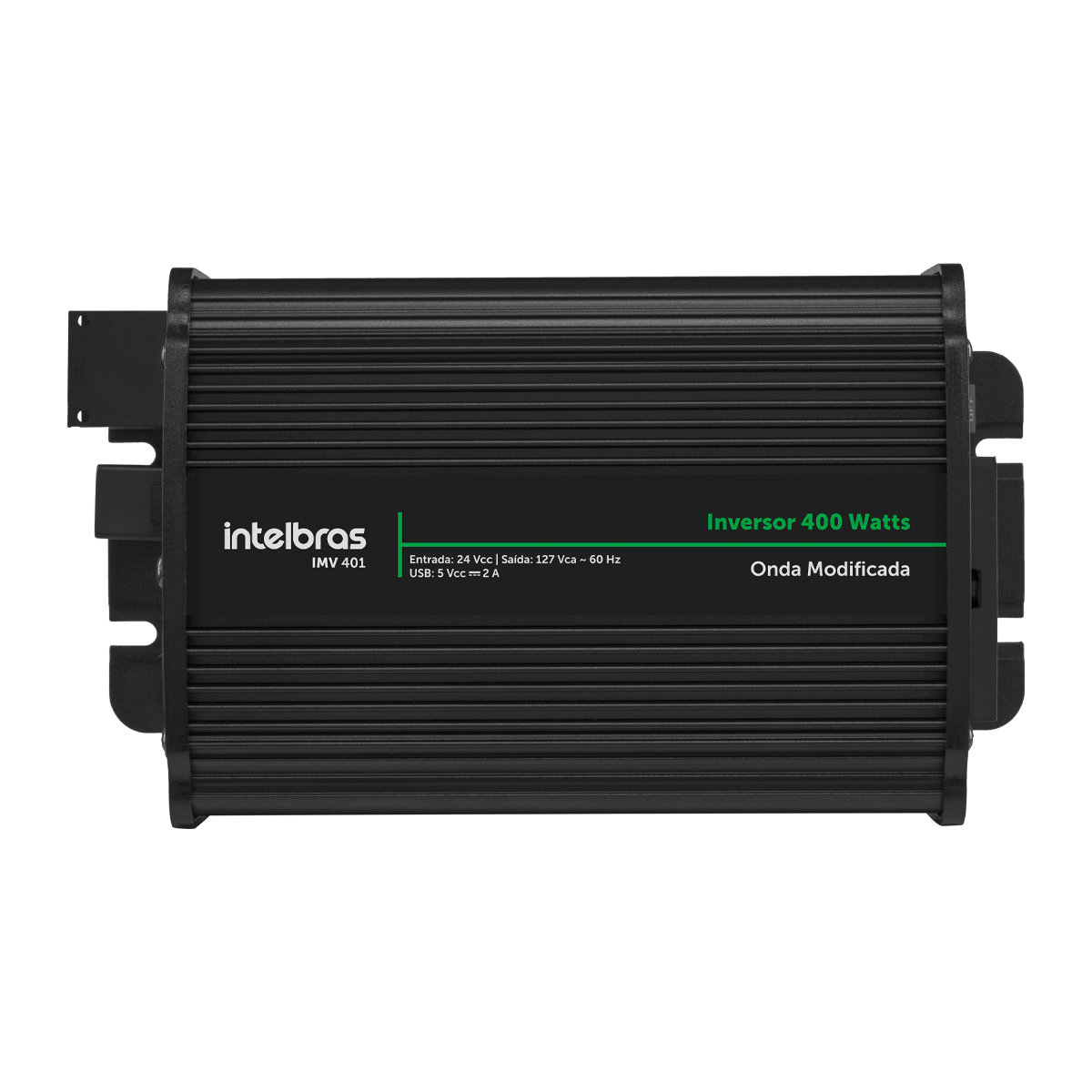 Inversor Intelbras 400 W Onda Modificada IMV 401