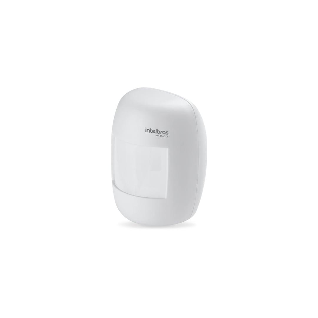 Kit Alarme Residencial Intelbras ANM 3004 ST Com 1 Sensor Com Fio