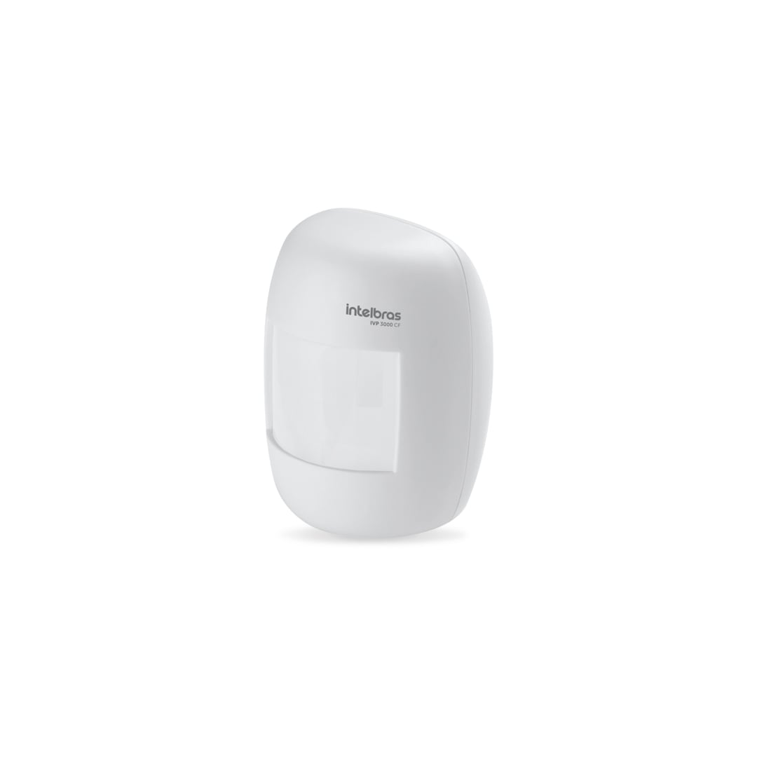 Kit Alarme Residencial Intelbras ANM 3004 ST Com 4 Sensores Com Fio
