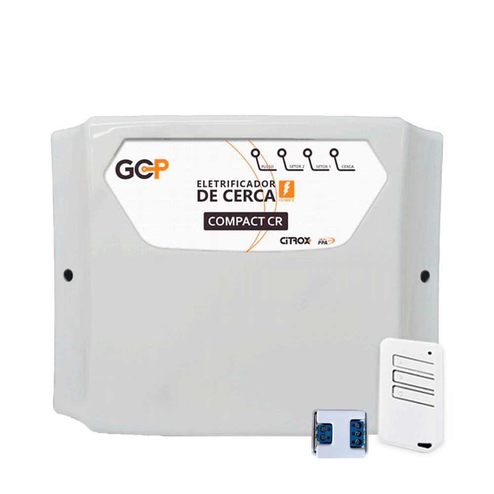 Kit Cerca Elétrica GCP SMD CR 70 Metros de Muro