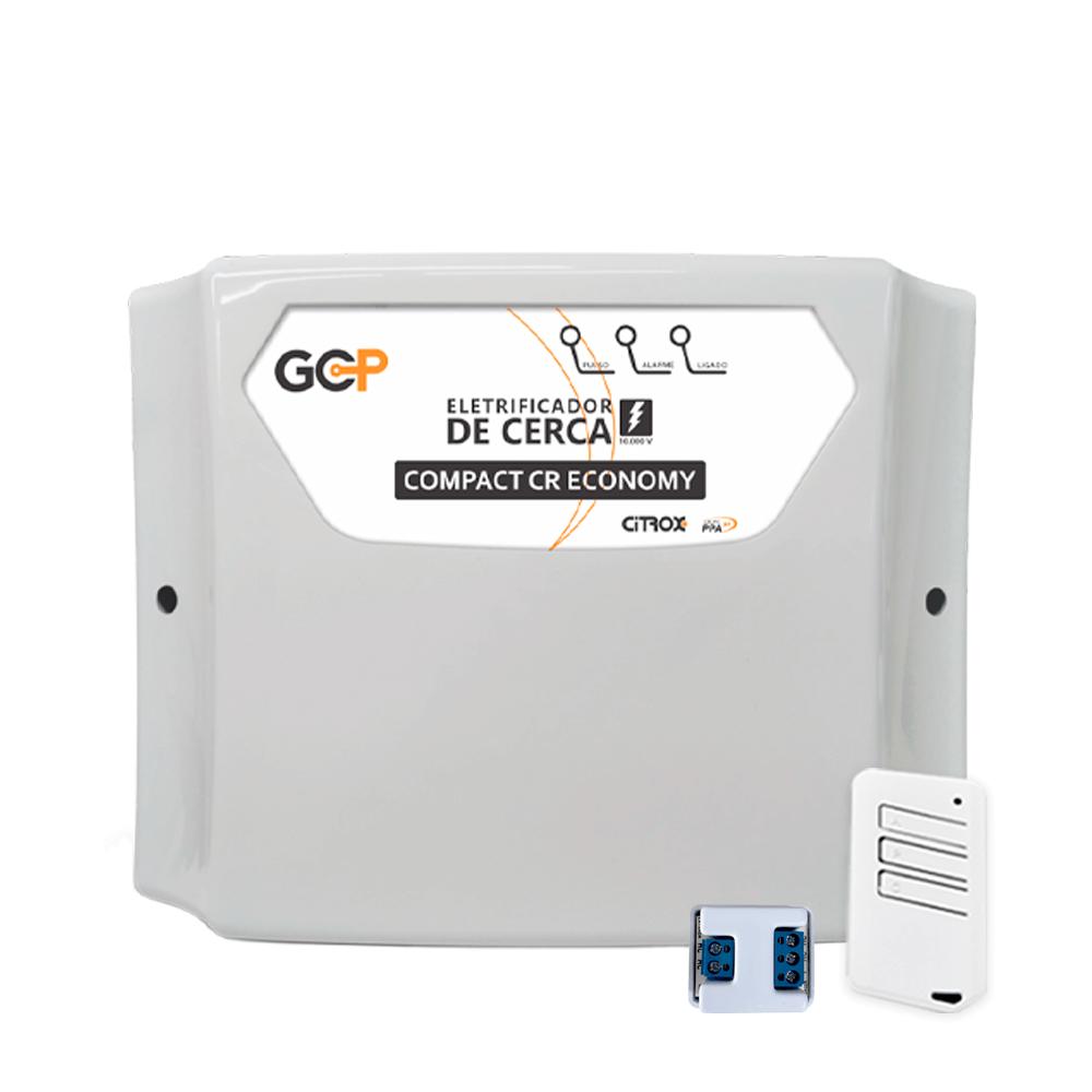 Kit Cerca Elétrica GCP SMD CR Economy 30 Metros de Muro