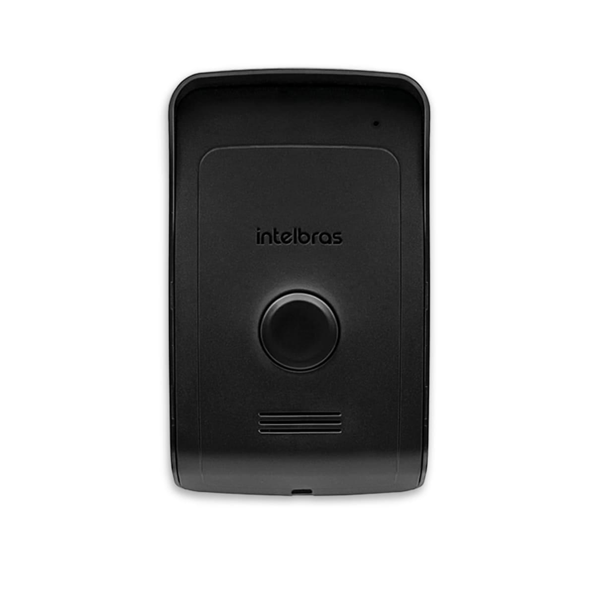 Kit Interfone Intelbras Ipr 1010 + Fechadura Intelbras Fx 500 + Extensão de Áudio