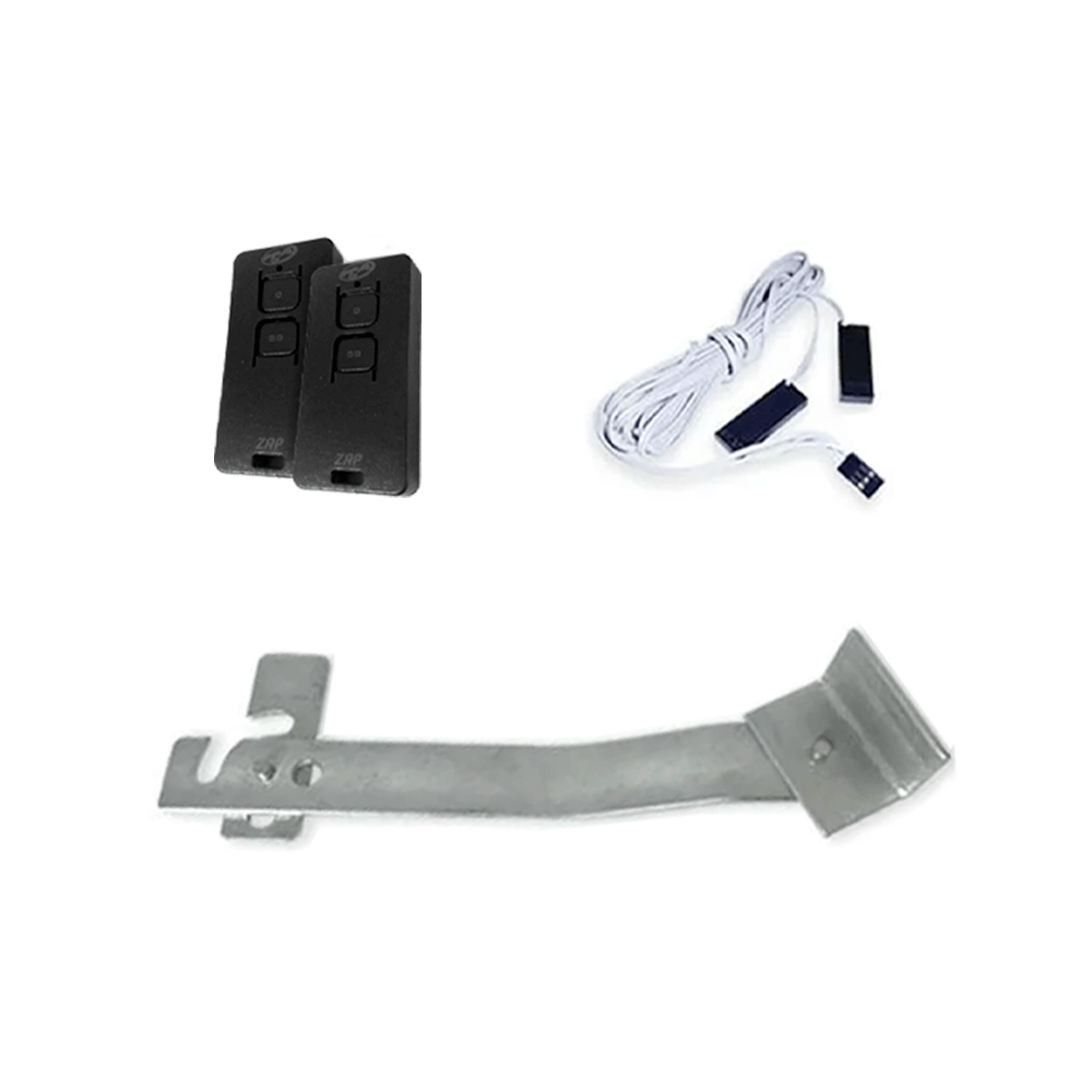 Kit Motor de Portão Basculante PPA BV Home Custom
