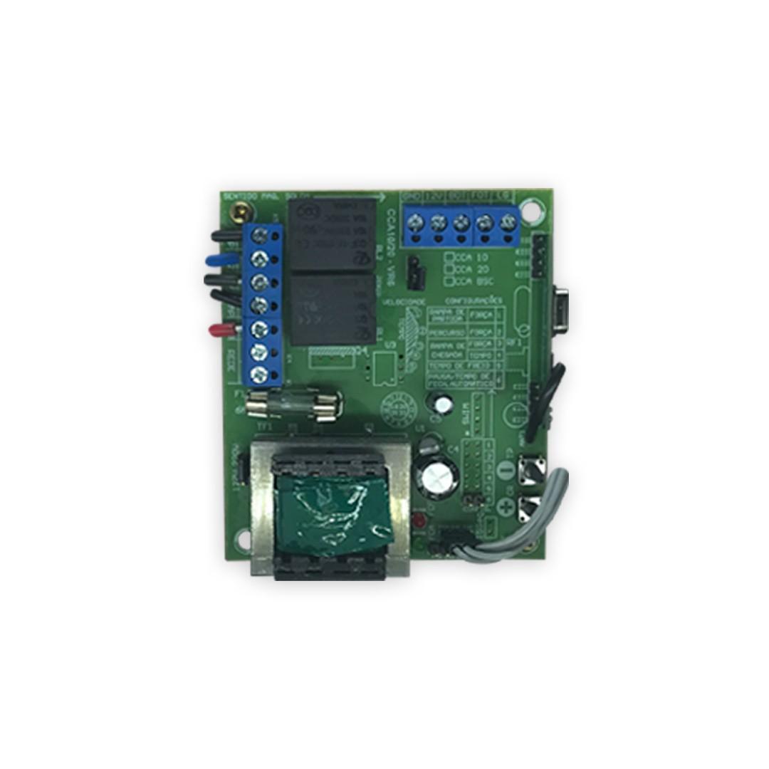 Kit Motor de Portão Basculante RCG Taurus Soft 1/5 Hp