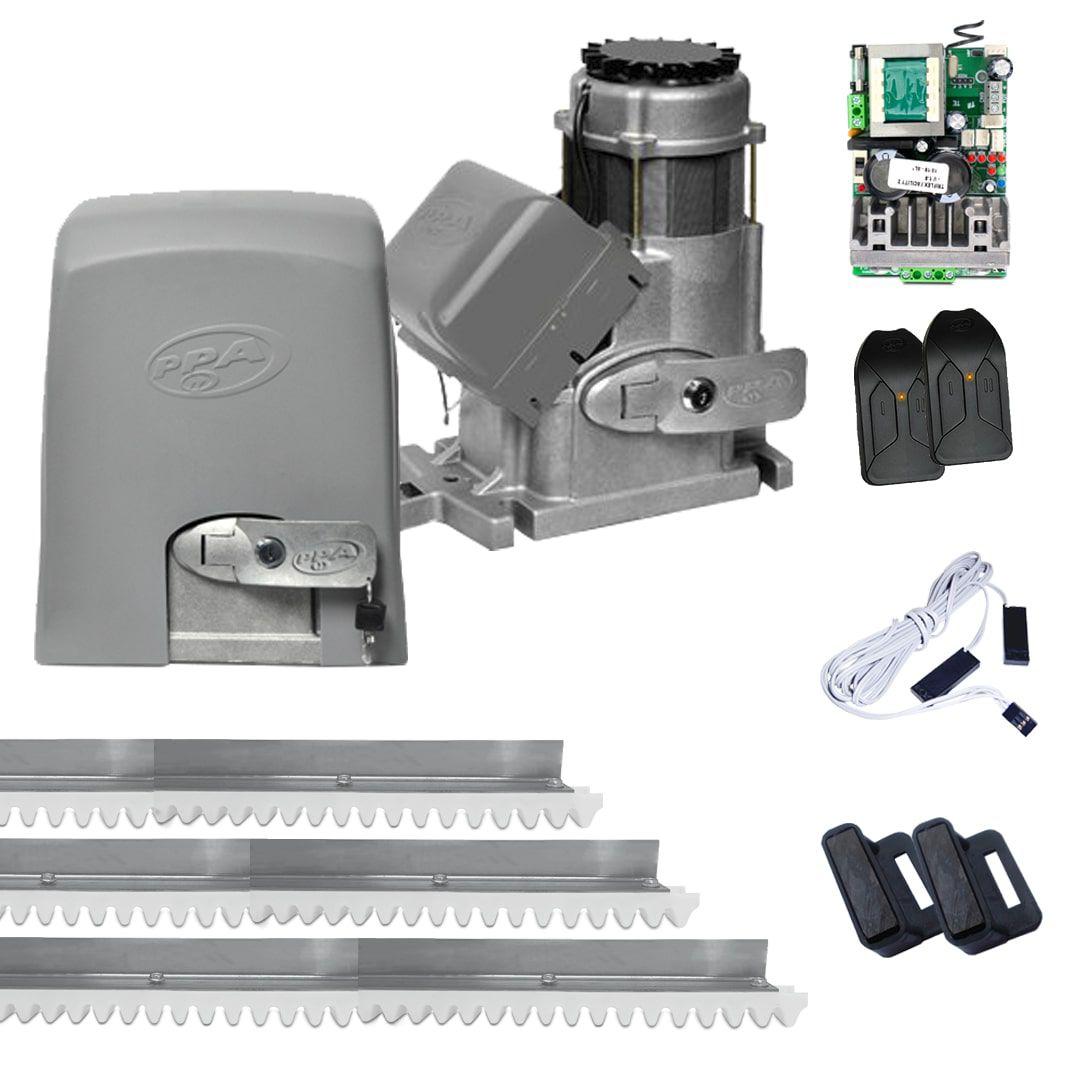Kit Motor de Portão Deslizante PPA Condominium Jet Flex Facility