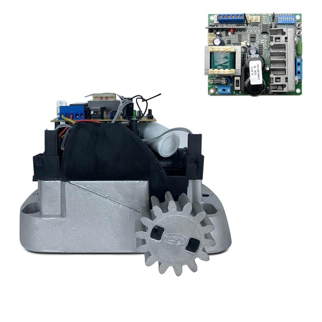 Kit Motor de Portão Deslizante PPA Dz New Home 400 Jet Flex Connect