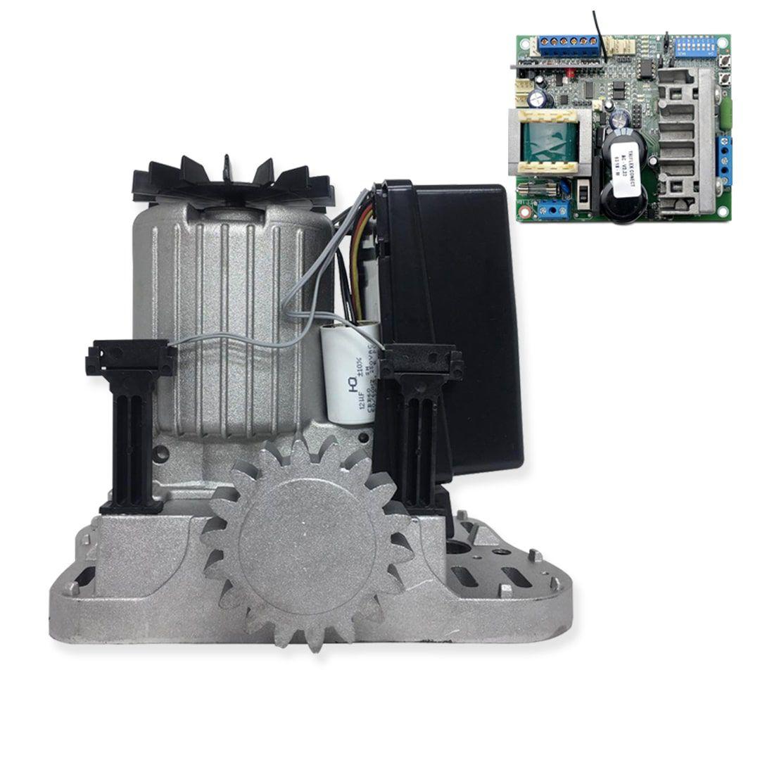 Kit Motor de Portão Deslizante PPA Dz Rio R 800 1/2 Jet Flex Connect