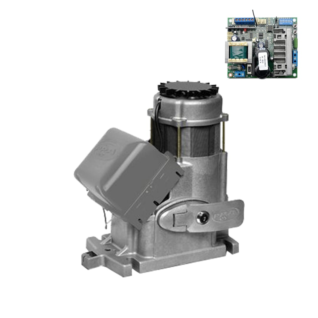 Kit Motor de Portão Dz Condominium 1/2 HP Jet Flex Connect