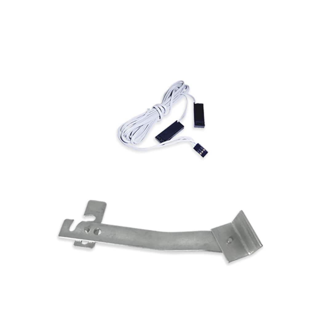 Kit Motor de Portão Eletrônico Basculante PPA BV Home R + Suportes