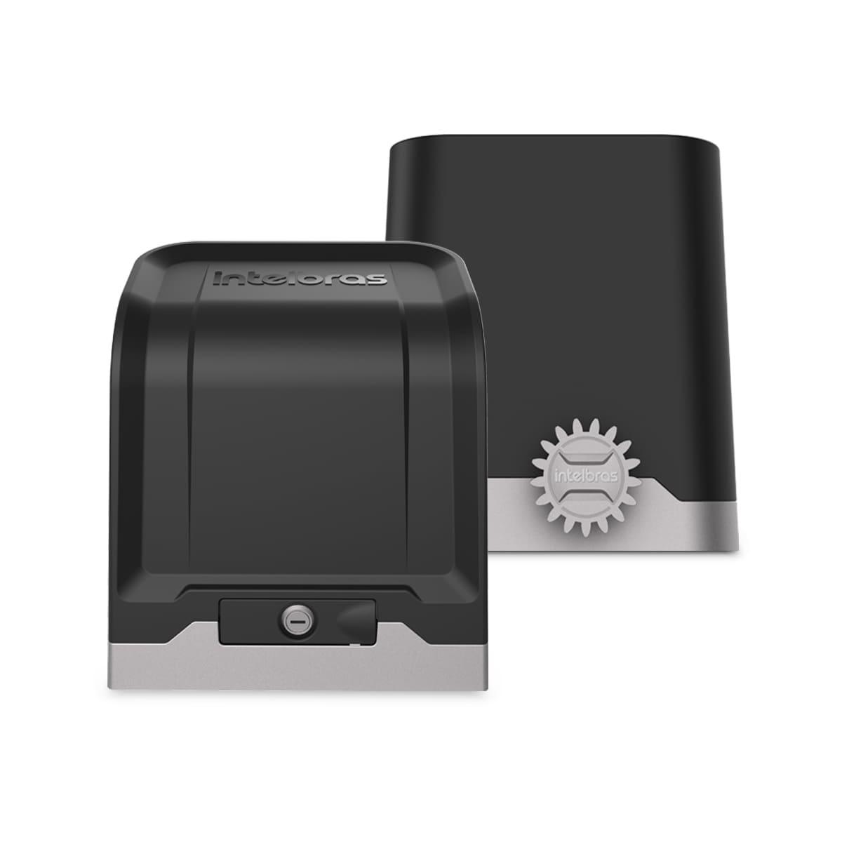 Kit Motor de Portão Eletrônico Intelbras Deslizante DR 600 Fast 1/3 Hp
