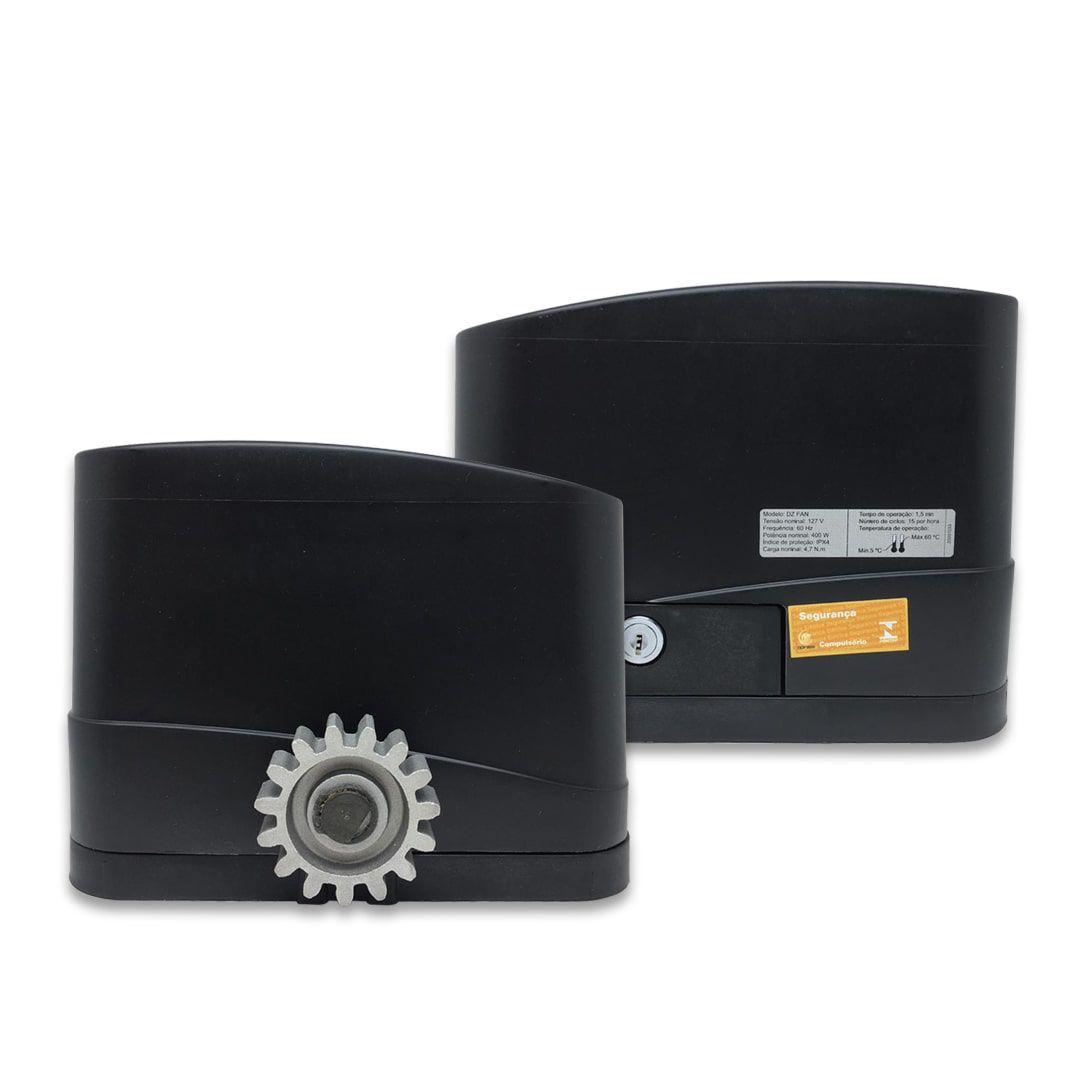Portão Eletrônico Residencial Peccinin Fan 1/5 Hp Kit Completo