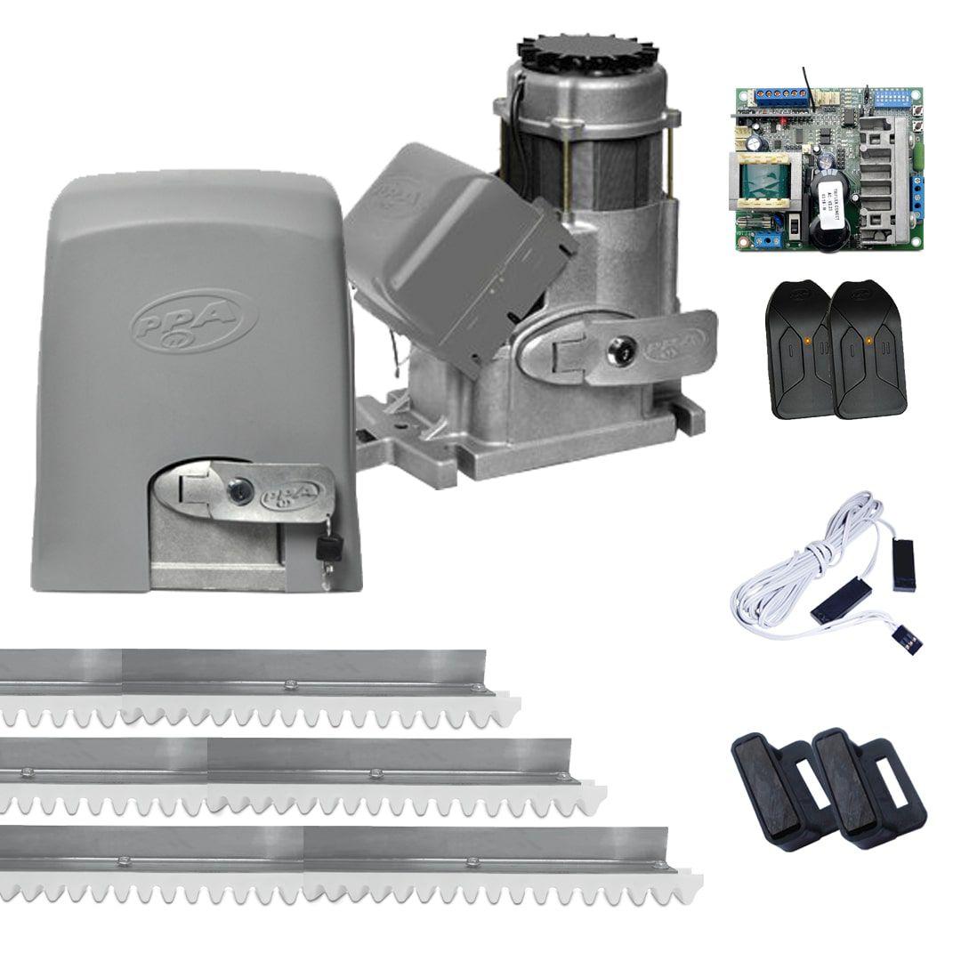 Kit Motor de Portão Industrial PPA DZ 1500 Jet Flex Connect