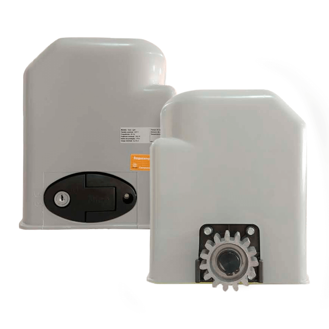 Kit Motor de Portão Peccinin Deslizante Light Std 1/3 CV