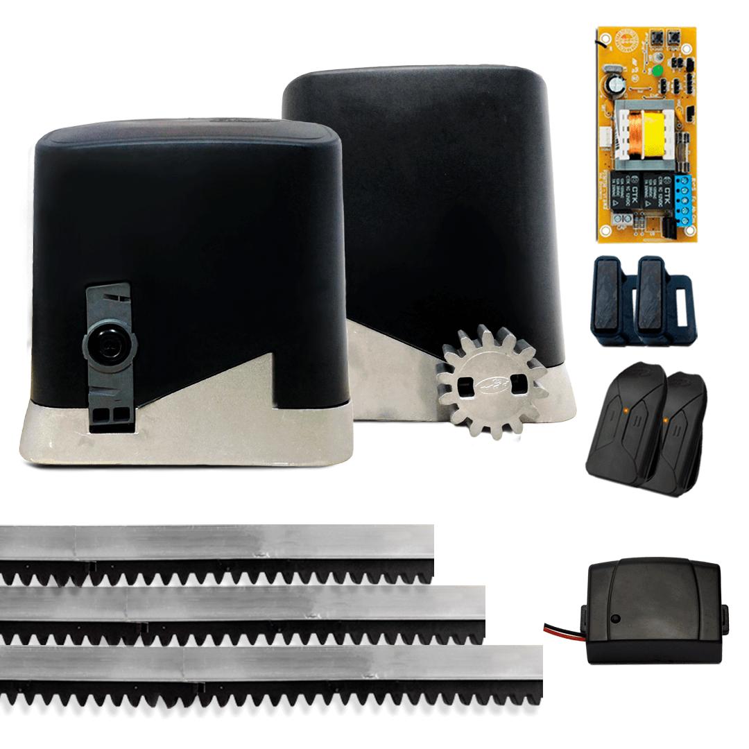 Kit Motor para Portão Automático PPA Dz New Home 300 + Tx Car