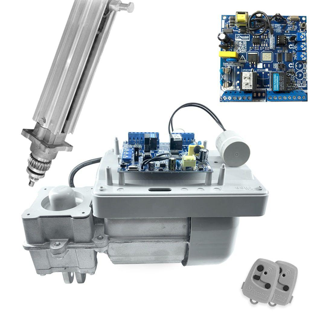 Kit Portão Eletrônico Basculante Peccinin BV F2000 1/3 HP