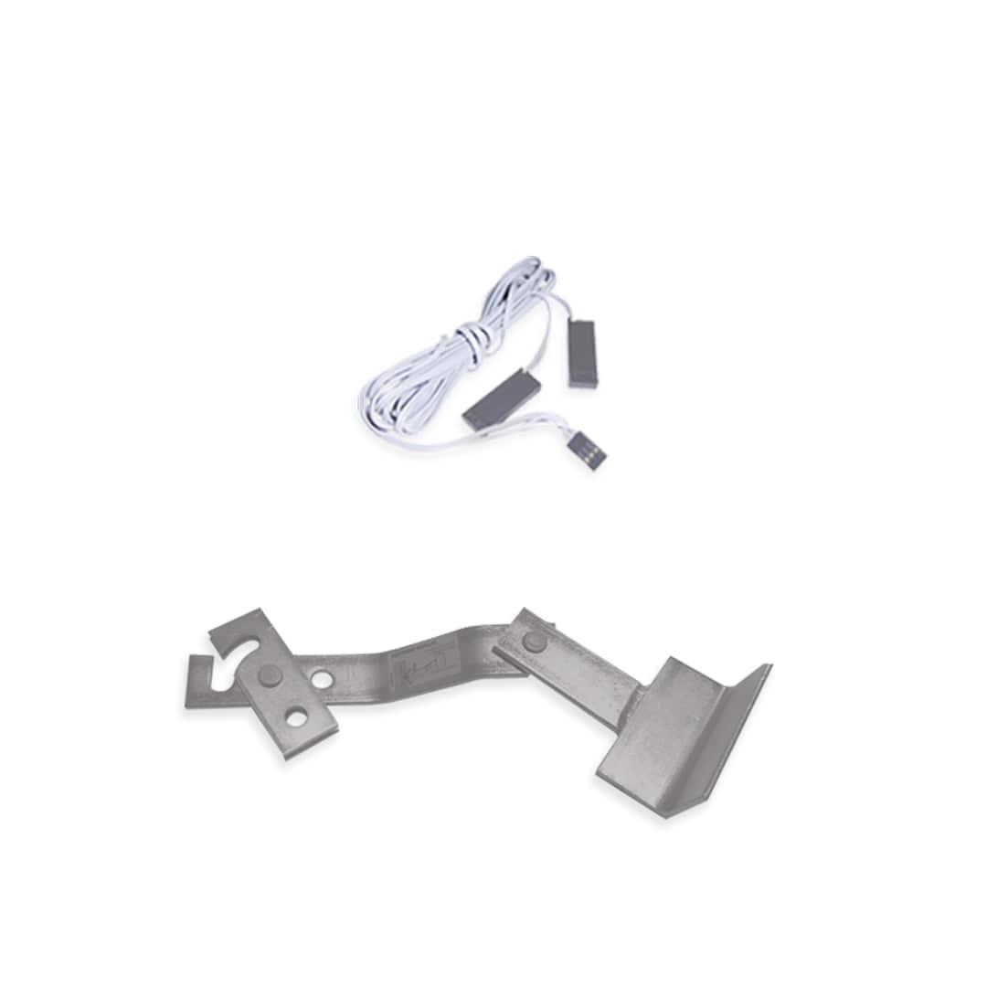 Kit Motor para Portão Basculante Peccinin Fast Gatter 1/4 com TX Car