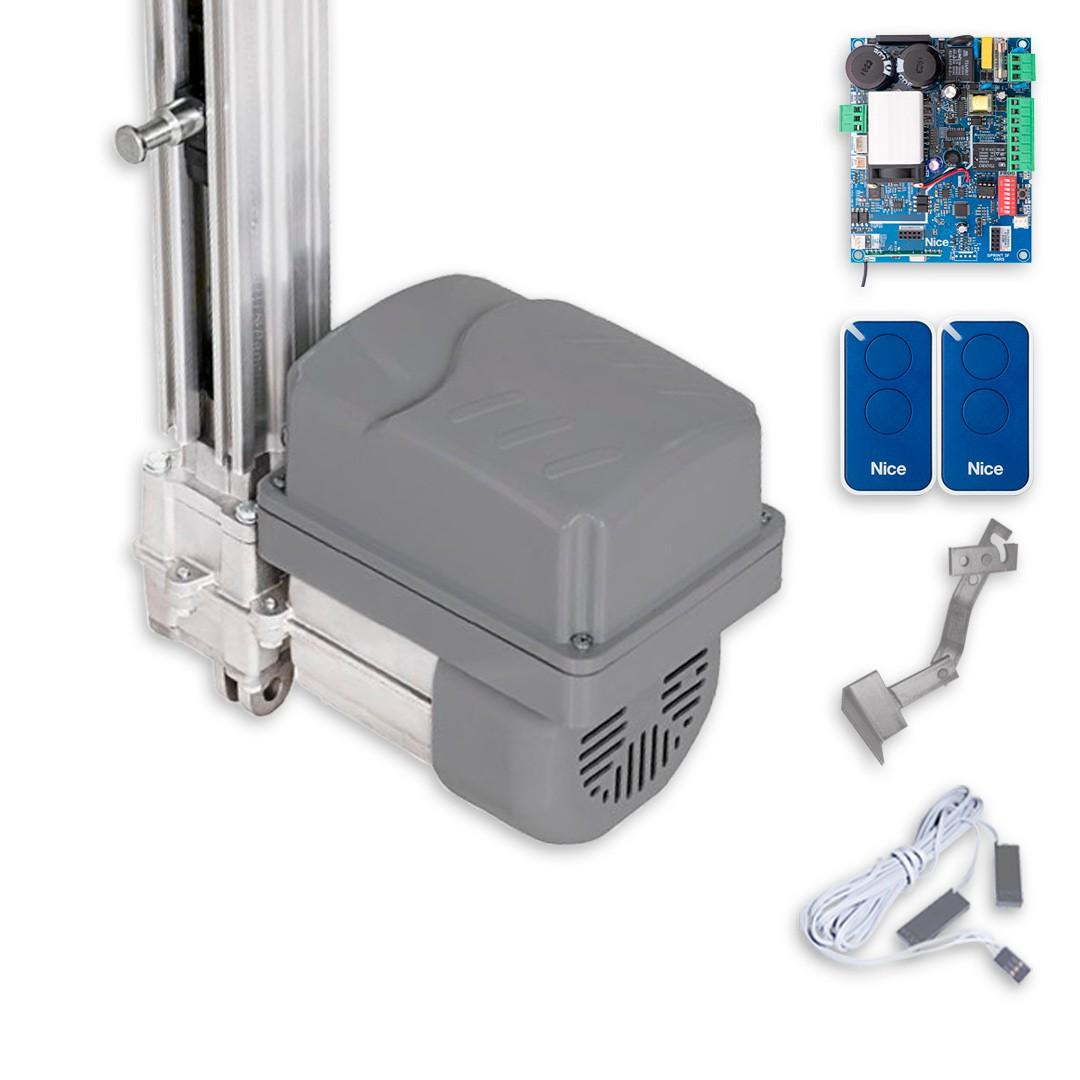 Kit Portão Eletrônico Basculante Peccinin Z-F2000 i-HS