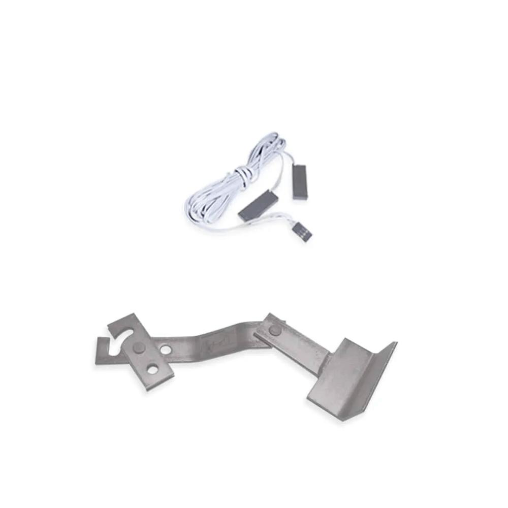 Kit Motor Portão Basculante Peccinin Fast Gatter 1/4 HP S/ Acionamento