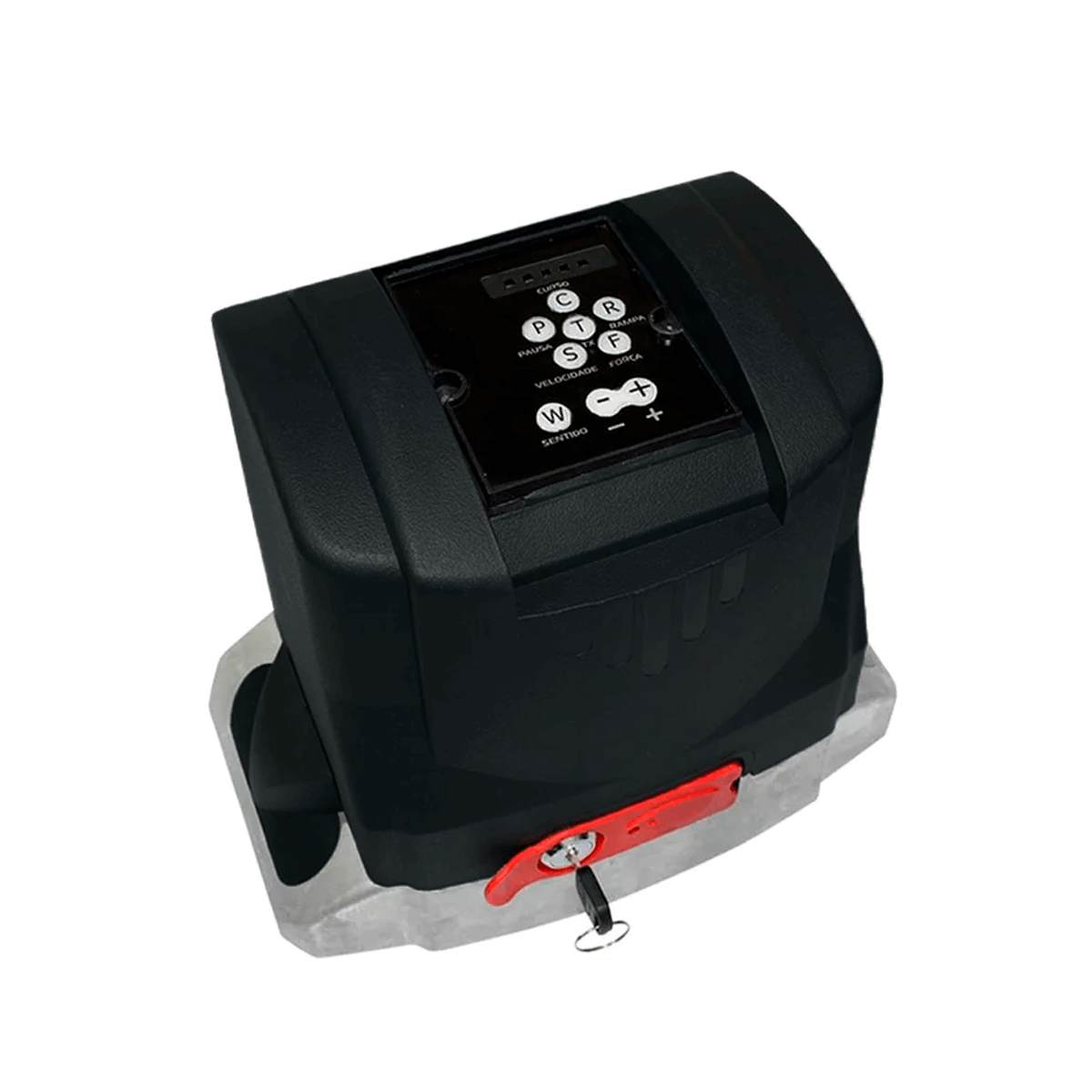 Kit Motor Portão Eletrônico Garen Dz Niid Bivolt Rápido