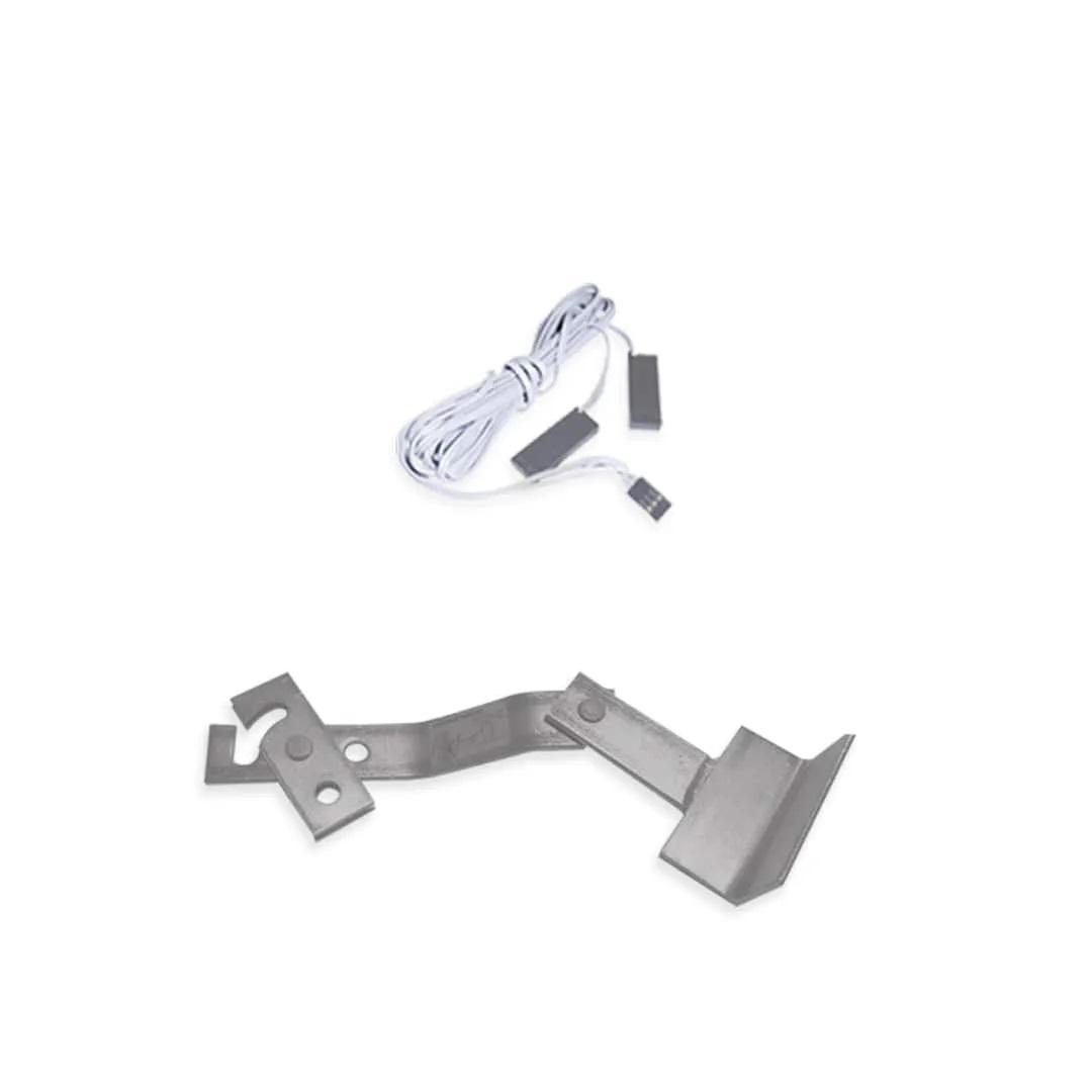Kit Portão Eletrônico Basculante Peccinin Fast Gatter 1,50 Metros