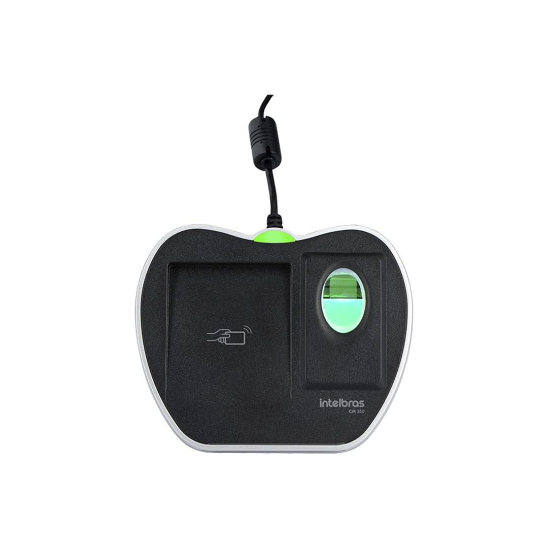 Leitor Biométrico Intelbras Com RFID CM 350
